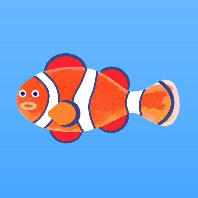 スマホをやめれば魚が育つを App Store で