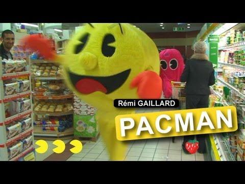 パックマン (レミ・ガイヤール) - YouTube