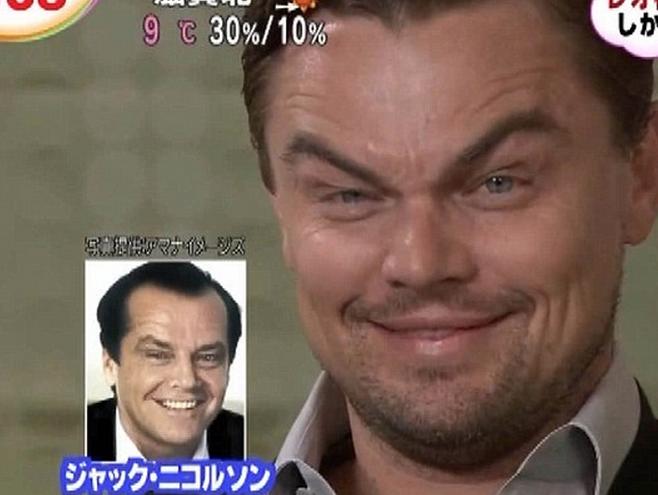 海外俳優の変顔を貼るトピ
