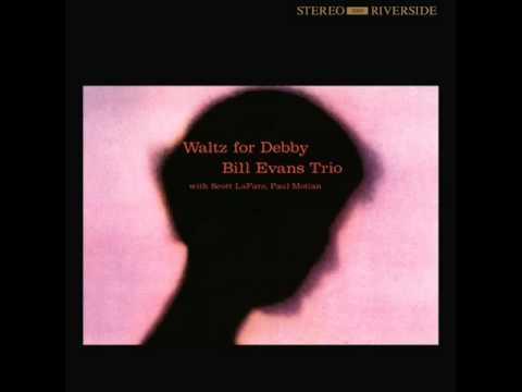 Bill Evans Trio at the Village Vanguard - Waltz for Debby - YouTube