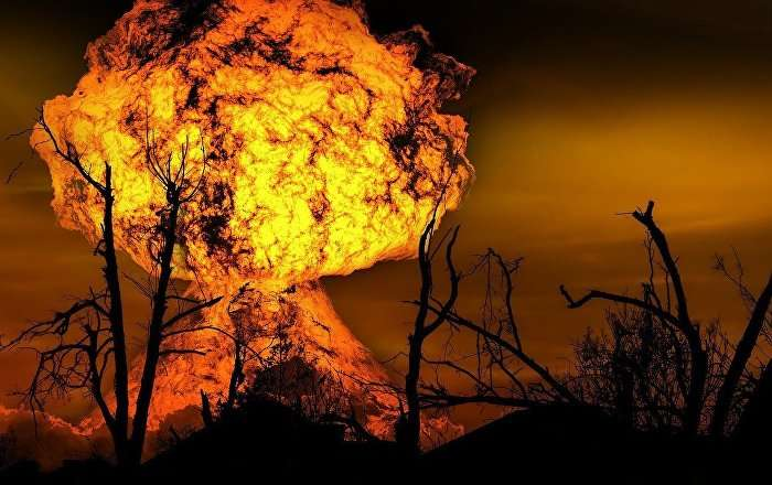 米国、核実験映像を機密解除【動画】