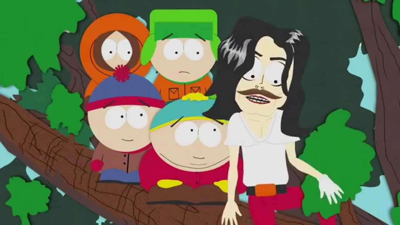 South Park: Michael Jackson Funny Expressions - YouTube