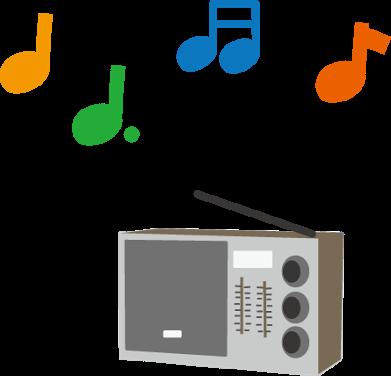 懐かしいラジオ番組を語ろう