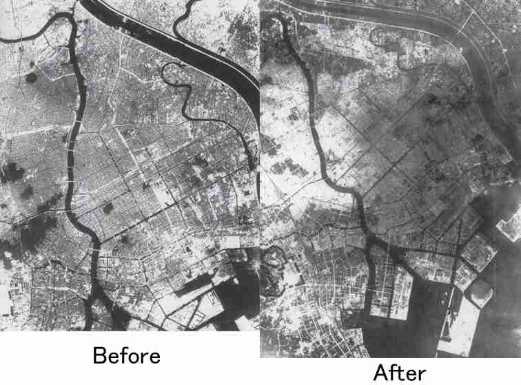 東京大空襲 - Wikipedia