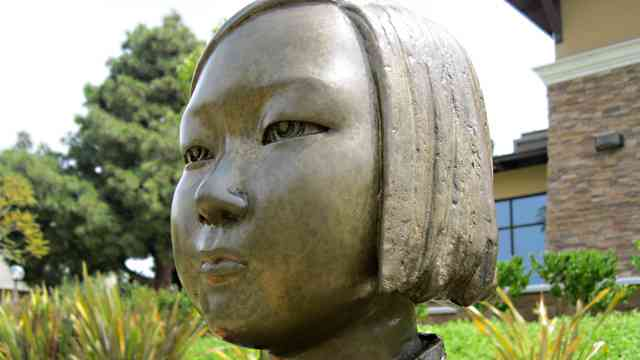 Cultural Battle Over 'Comfort Women' Statue Heads to Court: The California Report | The California Report