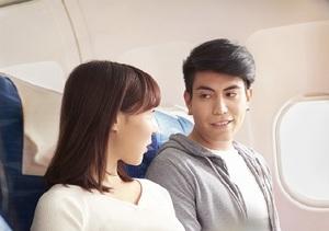 アラサー独女の「男性との理想の出会い方」1位は「飛行機で隣同士からの再会」 ※ただしイケメンに限る