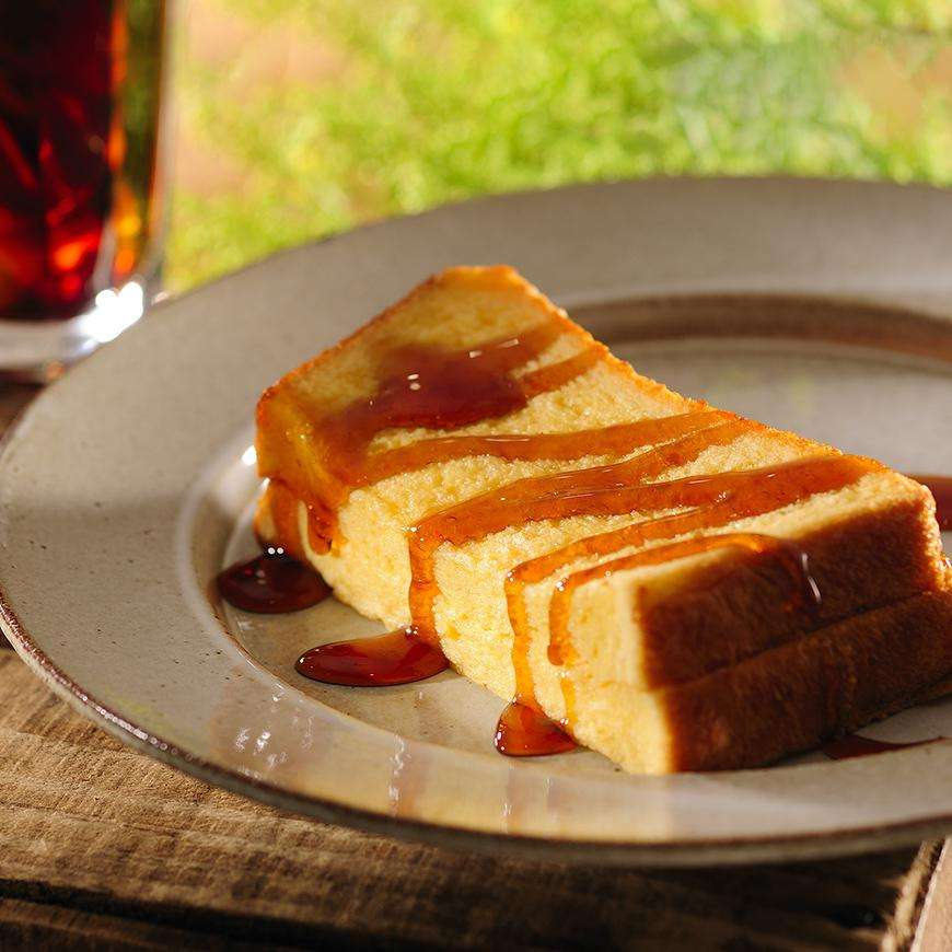 出勤前の朝食、外でとる人いますか?