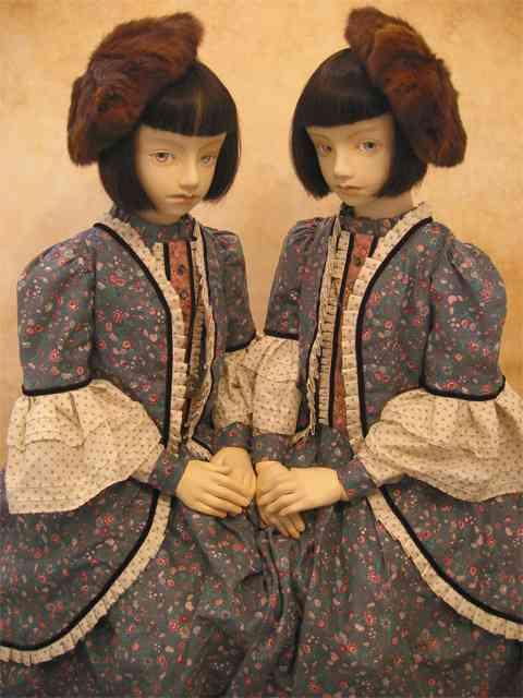 【画像】いろんな人形の顔が見たい