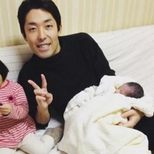 オリエンタルラジオ中田敦彦 1月に生まれた長男が「福田萌そっくり!」と評判に