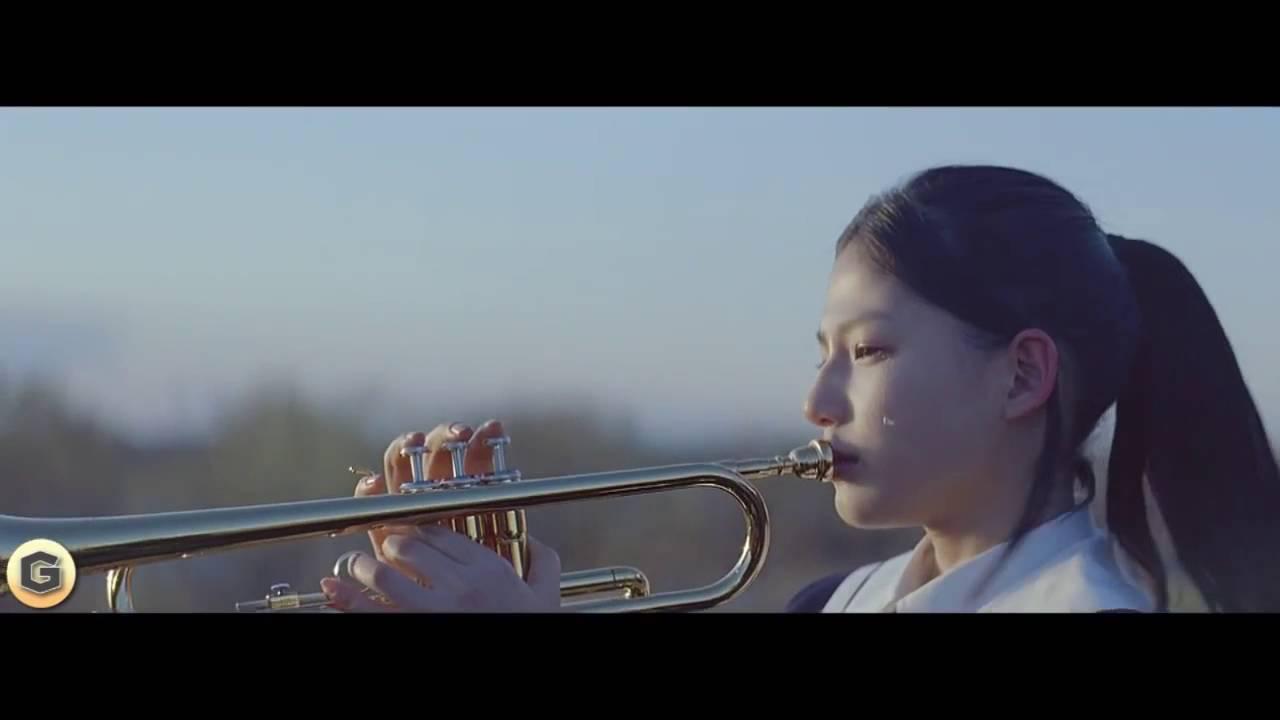 石井杏奈 CM 積水ハウス 「吹奏楽部の少女」篇 - YouTube