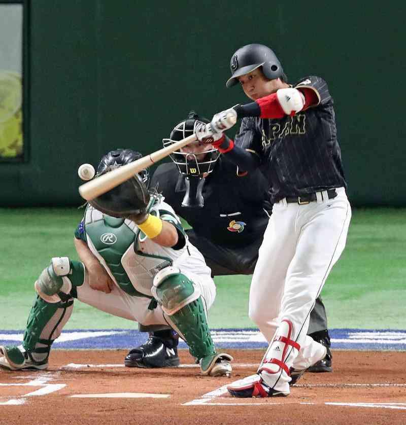山田から幻弾少年へ「またグラブ持って応援に来て」 - WBC : 日刊スポーツ