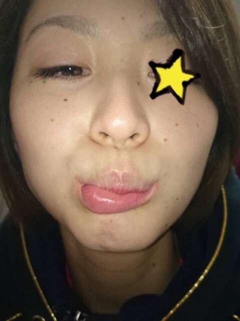 唇お化け。|滝沢ななえオフィシャルブログ「ななブロ」Powered by Ameba