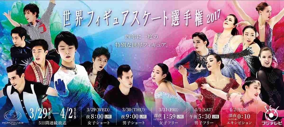 【実況・感想】世界フィギュアスケート選手権2017 男子ショートプログラム