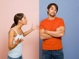 恋人との喧嘩の内容