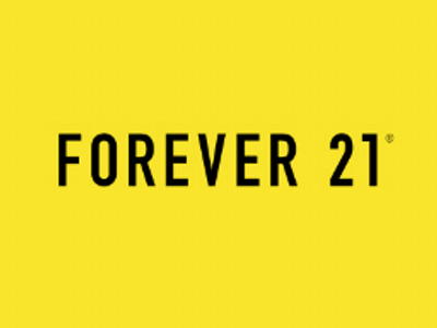 FOREVER 21  語りたい!