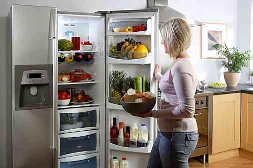 冷蔵庫の中で一番の高級食材は?