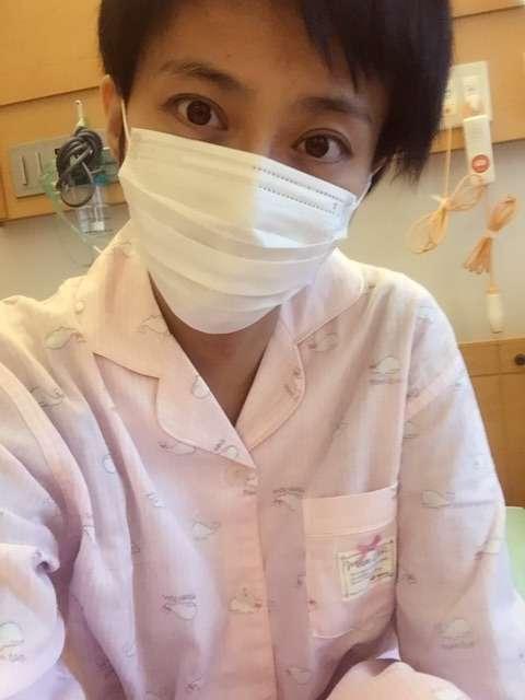 闘病中の小林麻央 体調悪化で入院「元気になりたい」