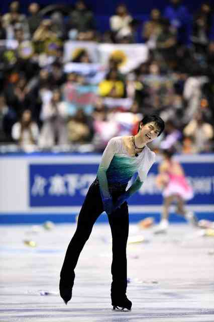 羽生結弦「もっと体力つけなきゃ」 一問一答:朝日新聞デジタル