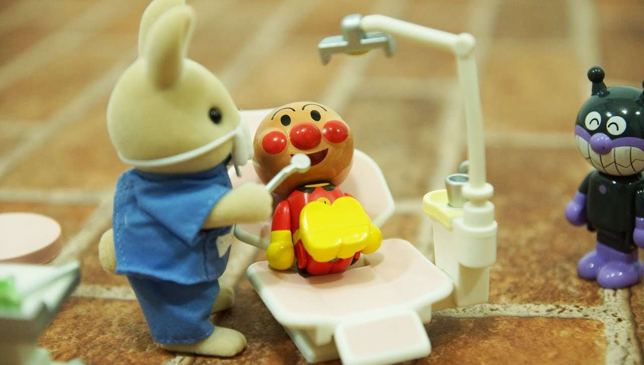 とにかく歯医者で虫歯治療するのが恐い人