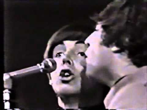 Beatles - Ticket to Ride (Live at Wembley Stadium 1965) - YouTube