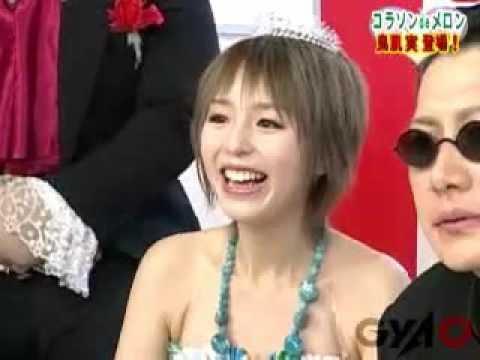 鳥肌実VS平野綾69871 - YouTube