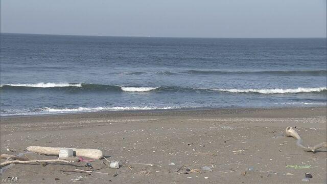 潮干狩りの81歳男性が溺れて死亡 茨城 神栖   NHKニュース