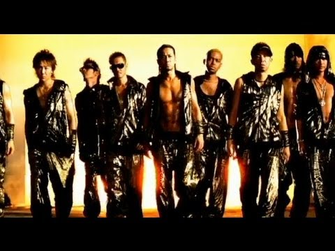EXILE TRIBE / 24karats TRIBE OF GOLD -short version- - YouTube