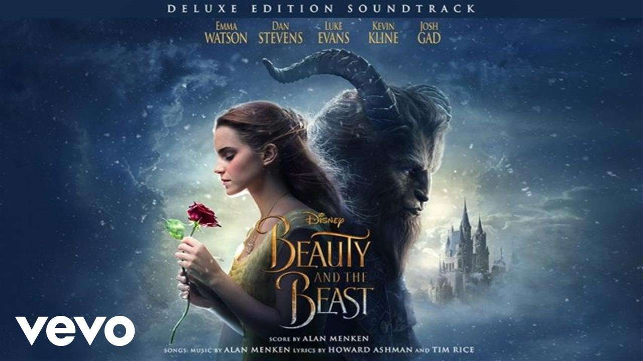 "Dan Stevens - Evermore (From ""Beauty and the Beast""/Audio Only) - YouTube"