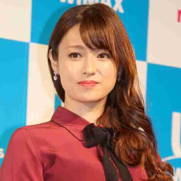 深田恭子 亀梨和也の「おいでよ」でKAT-TUN決起集会に同席