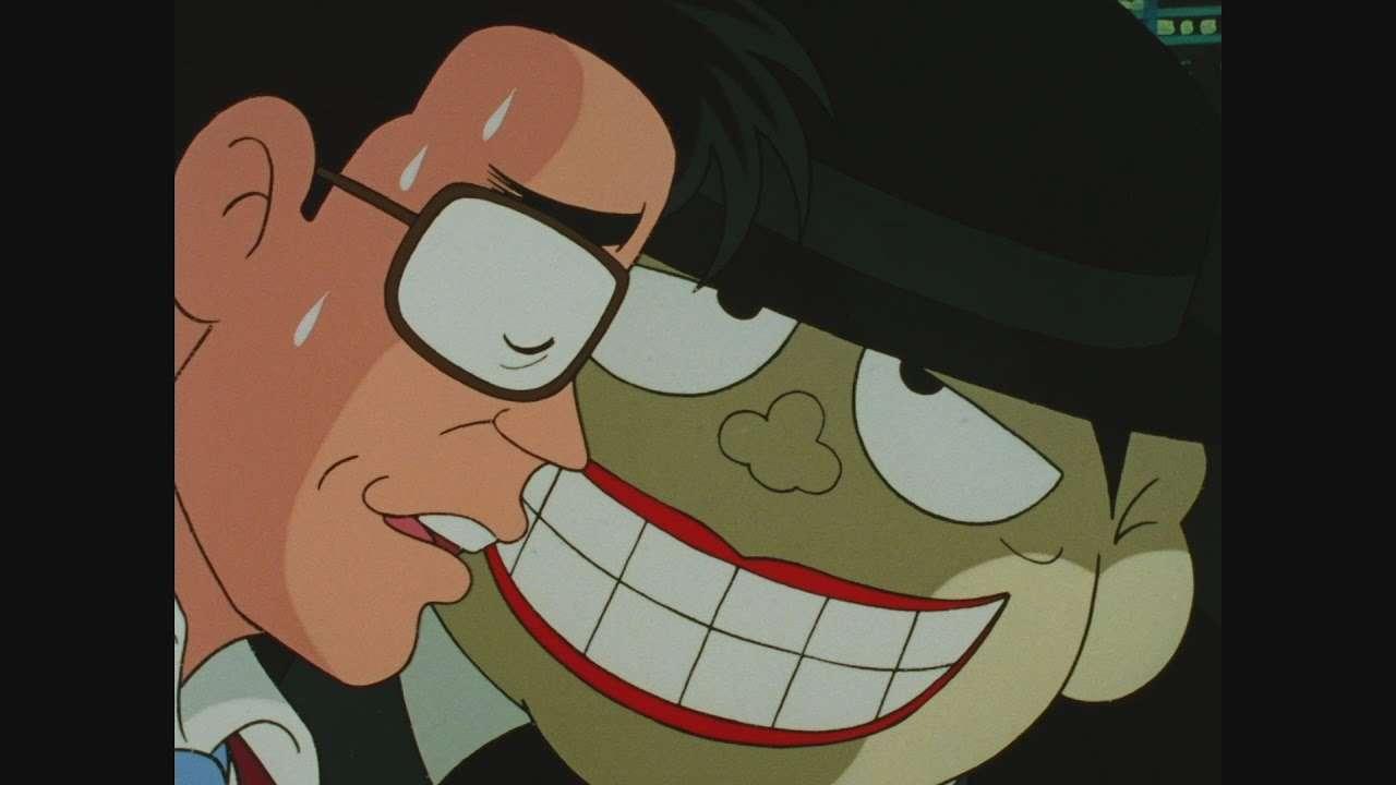 笑ゥせぇるすまん【デジタルリマスター版】第1話「たのもしい顔」 - YouTube