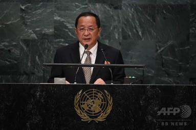 北朝鮮、米国との緊張めぐりASEANに支援求める 写真1枚 国際ニュース:AFPBB News