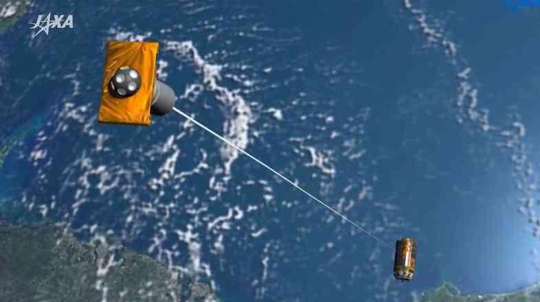 JAXAの「こうのとり」スペースデブリ回収実験。残念ながら失敗に終わる|ギズモード・ジャパン