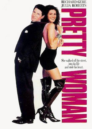 リチャード・ギア激白 『プリティ・ウーマン』について「最初はダークな映画だった」