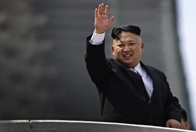 北朝鮮がミサイル発射、直後に爆発か (写真=AP) :日本経済新聞