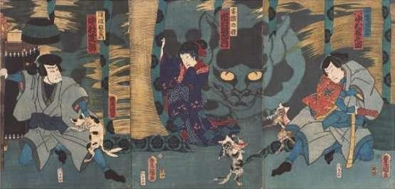 約200点展示!浮世絵、日本画に描かれた様々な猫たちが満載「猫と人の200(にゃ~)年」開催