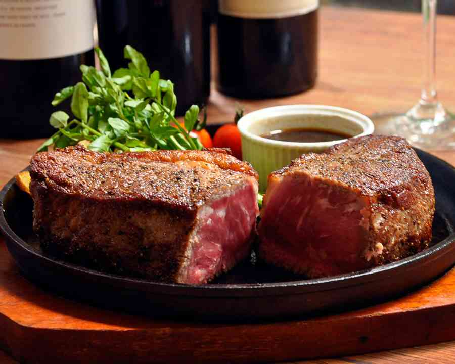 ステーキが食べたい!