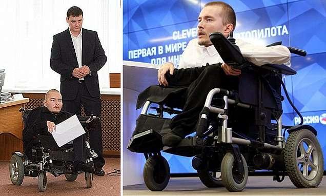 Valery Spiridonov set to undergo the world's first human head transplant   Daily Mail Online