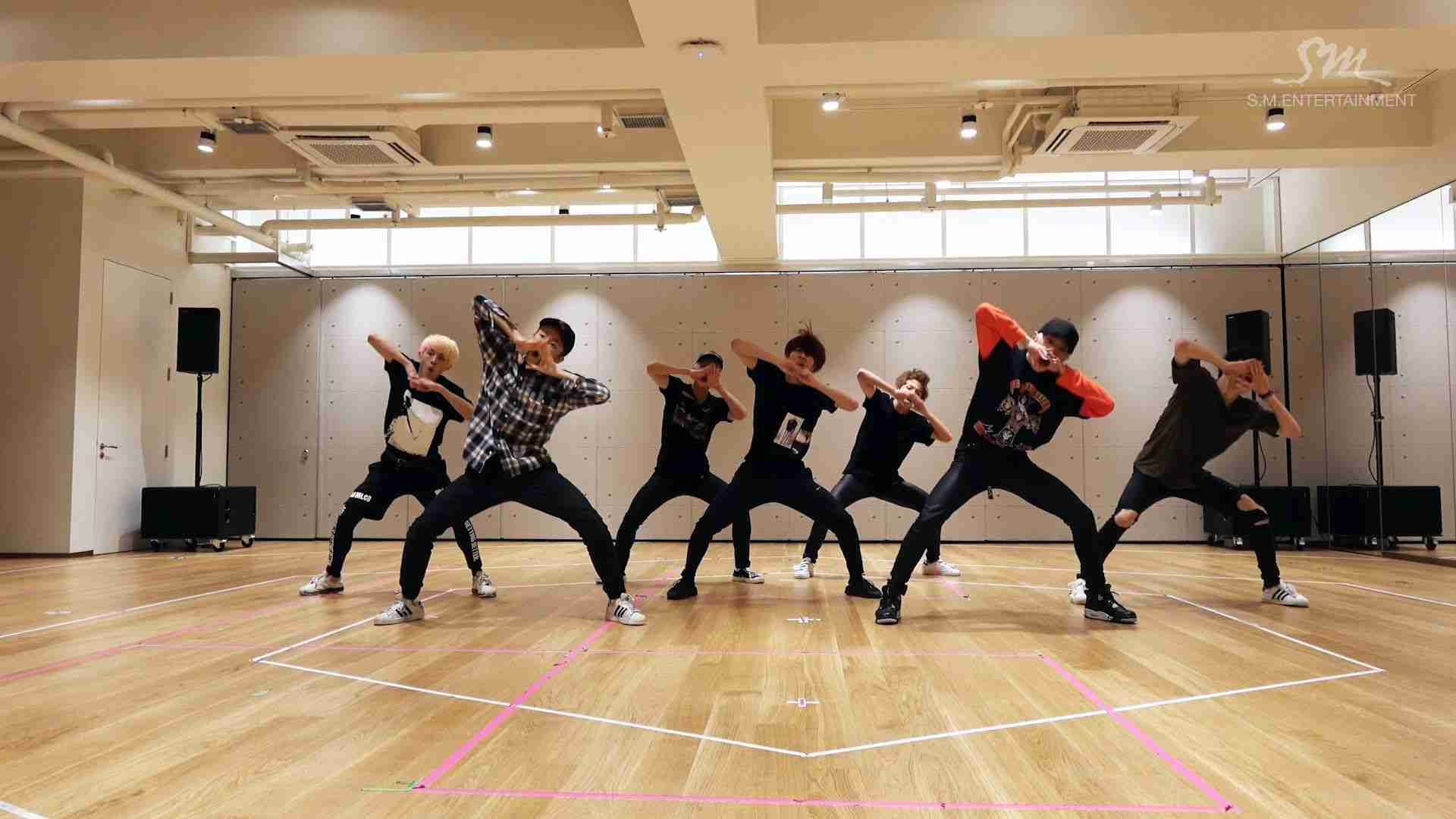 NCT 127_소방차 (Fire Truck)_Dance Practice ver. - YouTube