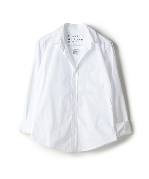 FRANK&EILEEN シャツ(シャツ/ブラウス)|Frank&Eileen(フランクアンドアイリーン)のファッション通販 - ZOZOTOWN
