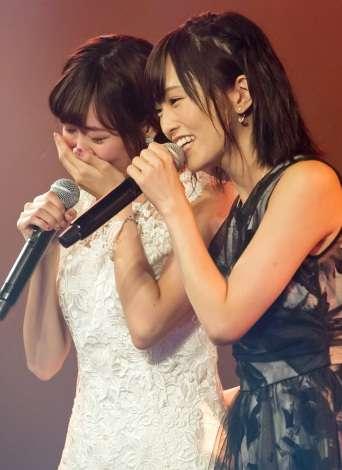 みるきーこと渡辺美優紀、涙ぬぐってNMB48卒業「最高のアイドル人生、幸せでした」