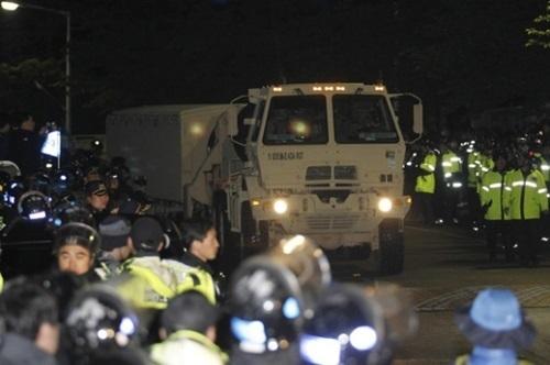 韓国大統領候補ら、未明の「THAAD奇襲配備」に遺憾表明 (中央日報日本語版) - Yahoo!ニュース