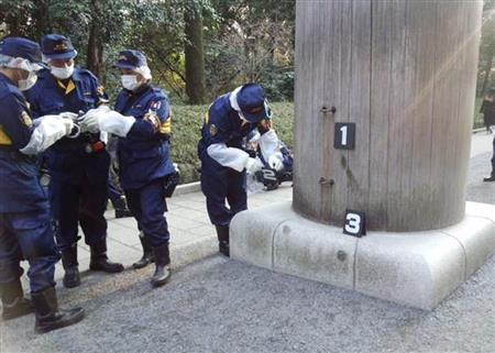 明治神宮の液体事件、中国人の女2人に逮捕状 警視庁 (産経新聞) - Yahoo!ニュース