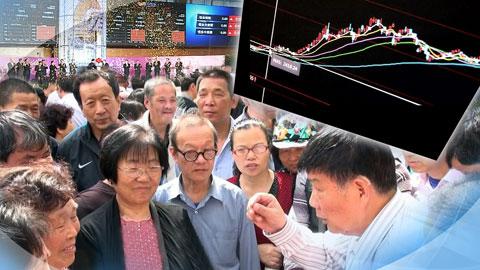 【これは酷い】NHK、中国株暴落が始まるその日に「中国株買い」を煽る報道をしていた!!!?