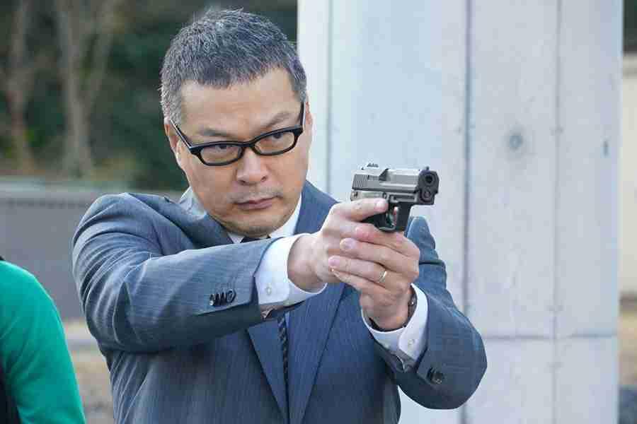 天海祐希主演「緊急取調室」初回17.9%の好発進 今年民放ドラマ1位