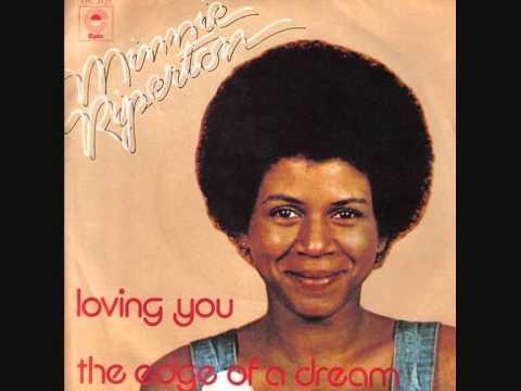 "MINNIE RIPERTON. ""Lovin' You"". 1975. album ""Perfect Angel"". - YouTube"
