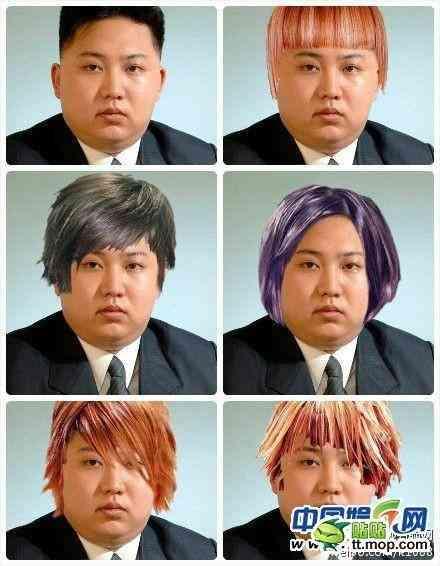 北朝鮮の「最新ナウヘアスタイル」が公開される!黒髪好きは激萌え!