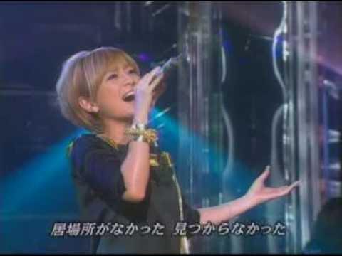 a song for xx - Ayumi Hamasaki - YouTube