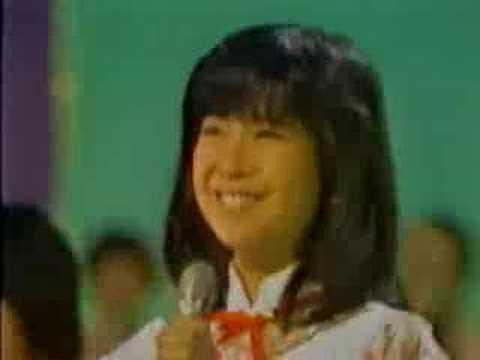 大場久美子 ディスコドリーム Oba Kumiko Disco Dream - YouTube