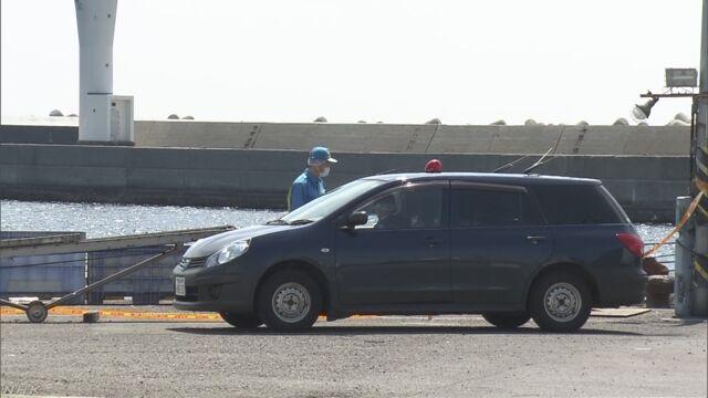 海に赤ちゃんの遺体 遺棄されたか 神奈川 三崎港   NHKニュース