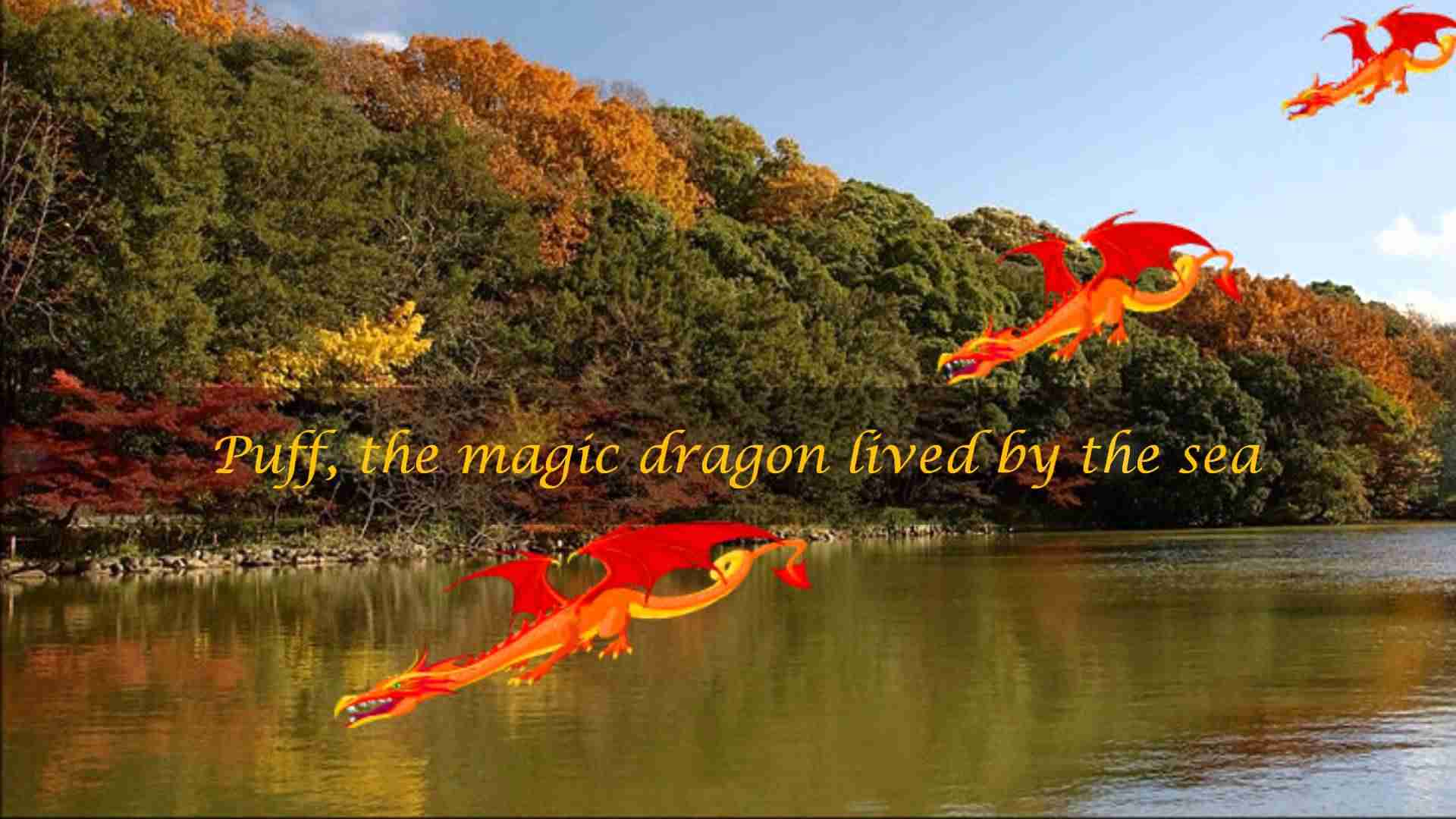 Peter Paul & Mary - Puff The Magic Dragon (with Lyrics) - YouTube
